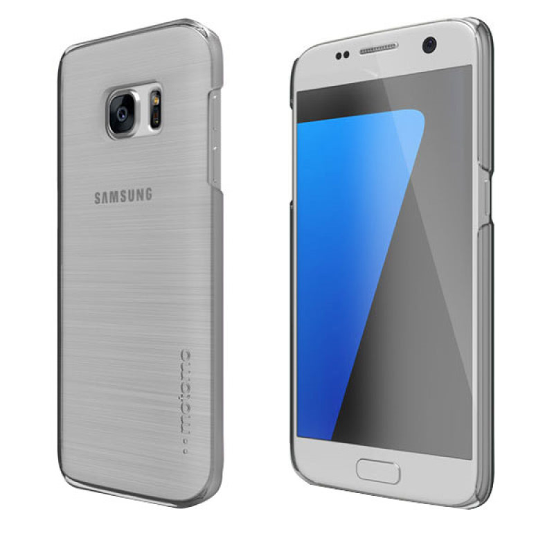 Motomo INO Slim Line Case For Galaxy S7 - Clear