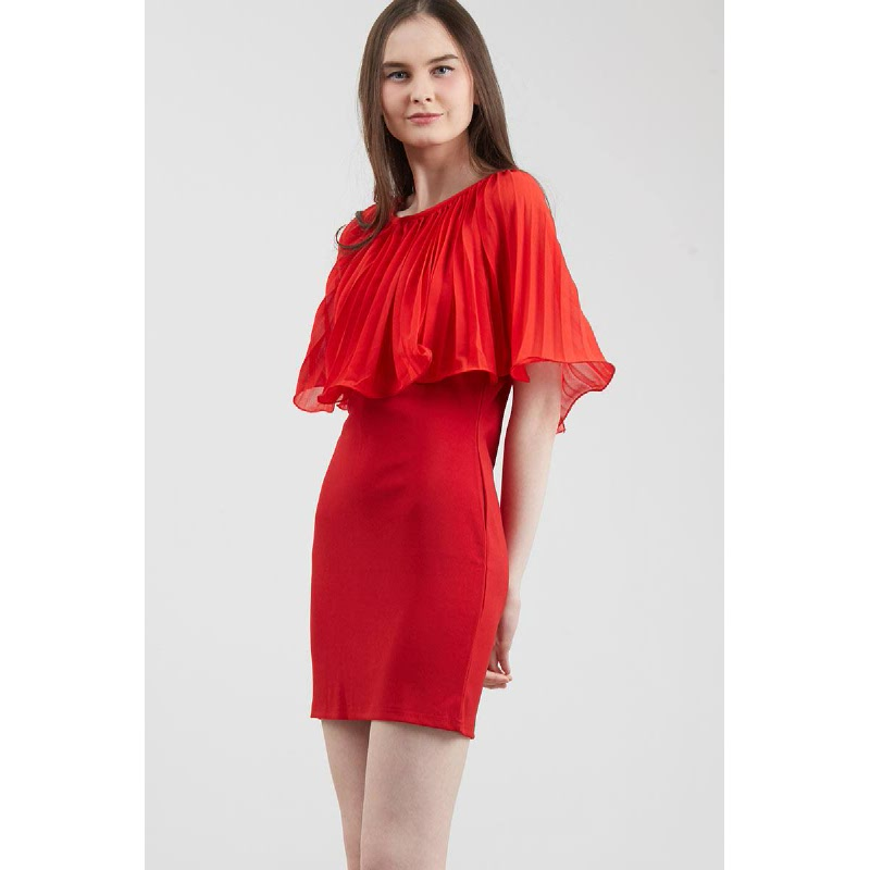Francois Speicher Dress in Red