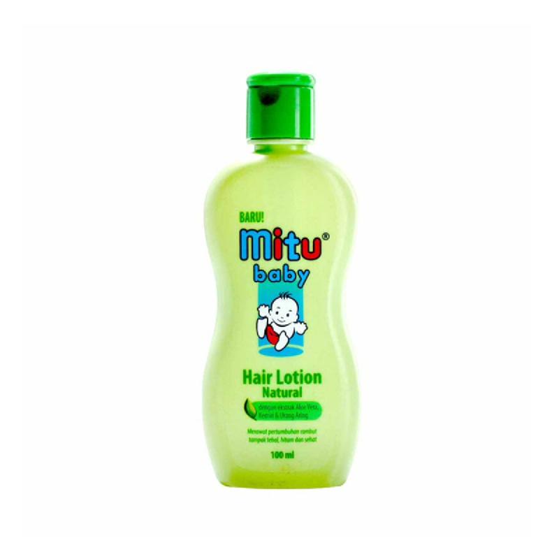 Mitu Baby Hair Lotion Botol 100Ml
