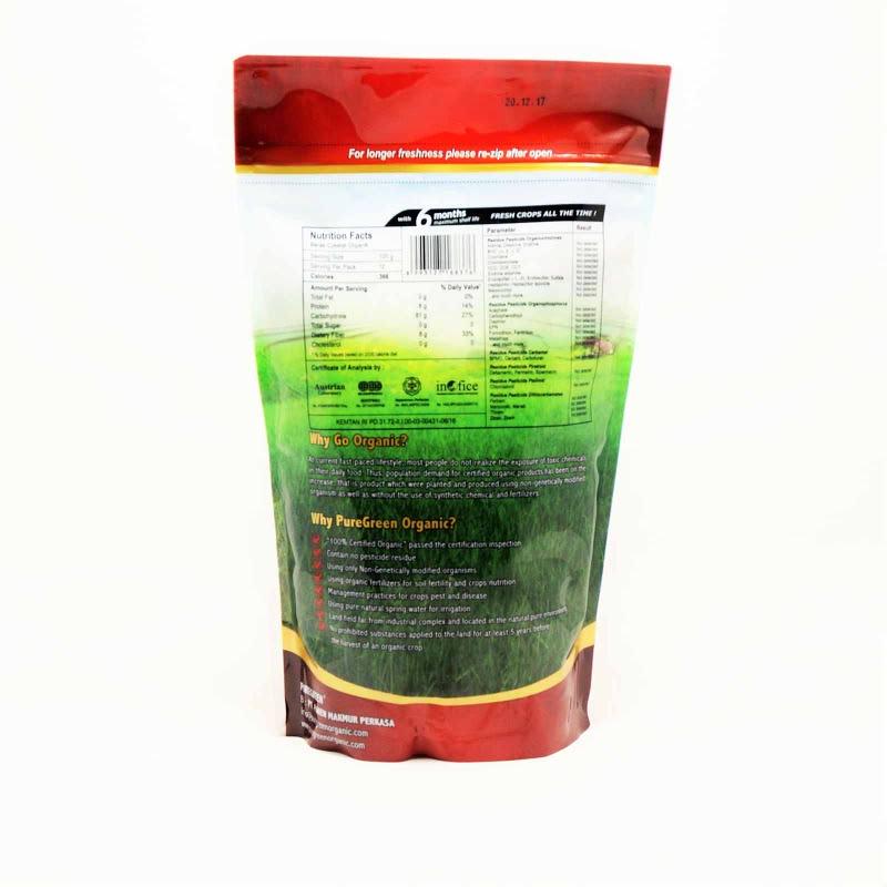 Puregreen Organic Rice Beras Cokelat 1Kg