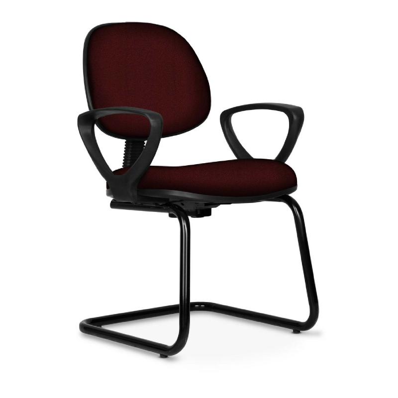 Kursi kantor kursi kerja HP Series - HP29 Lounge Red