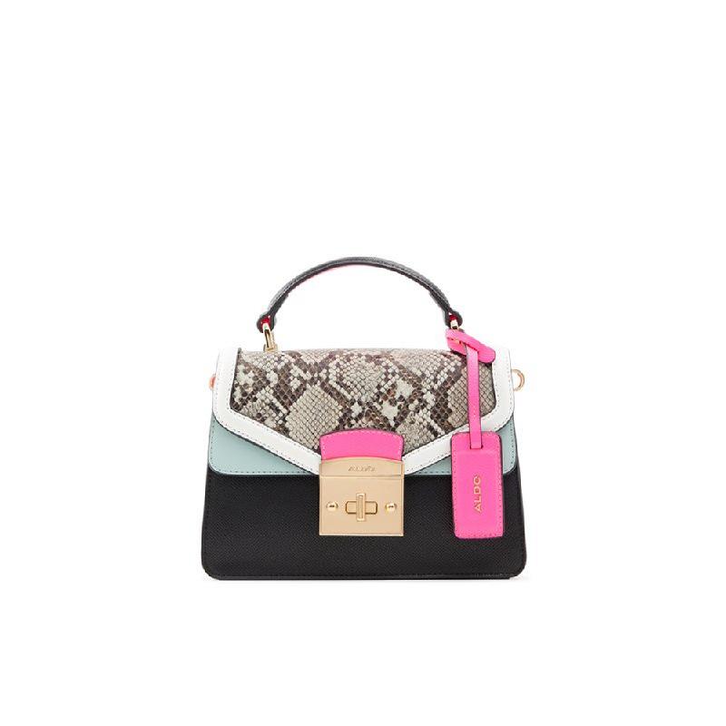 Aldo Top Handle Bags Etiwen-001-Black