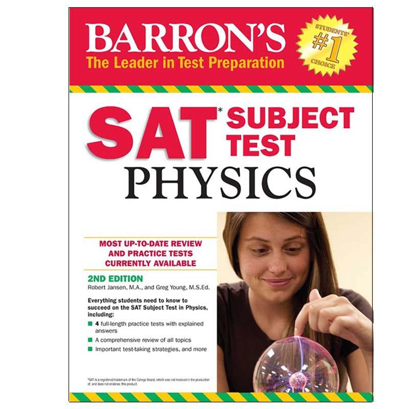 Barrons SAT Physics