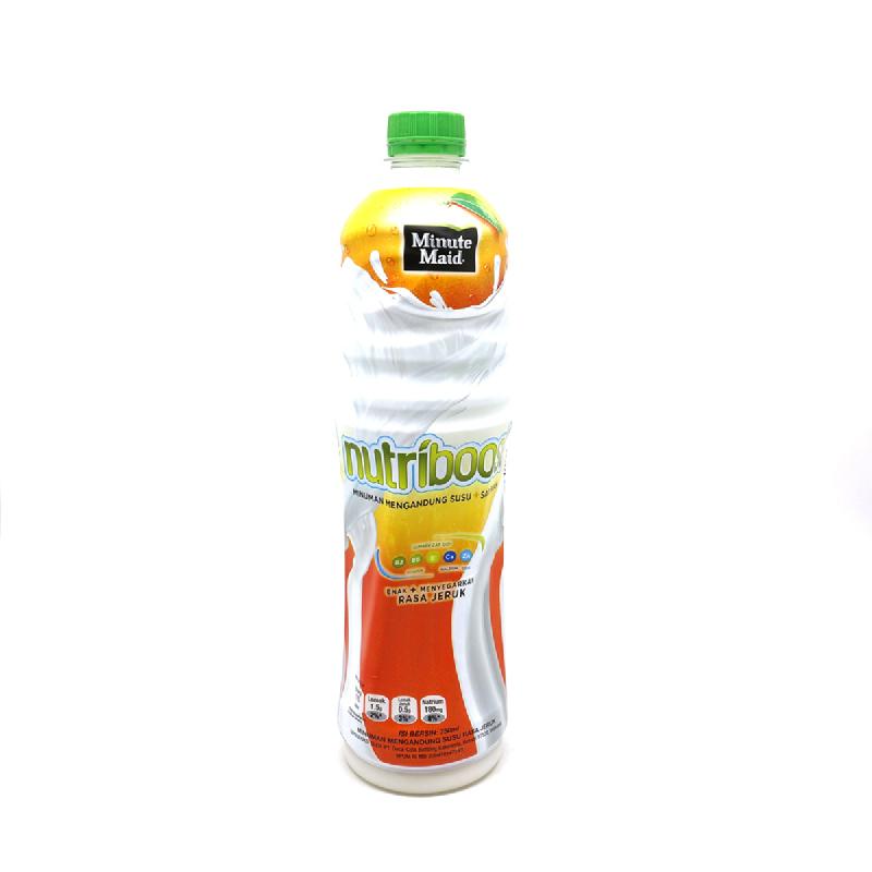 Minute Maid Nutriboost Orange 750 Ml