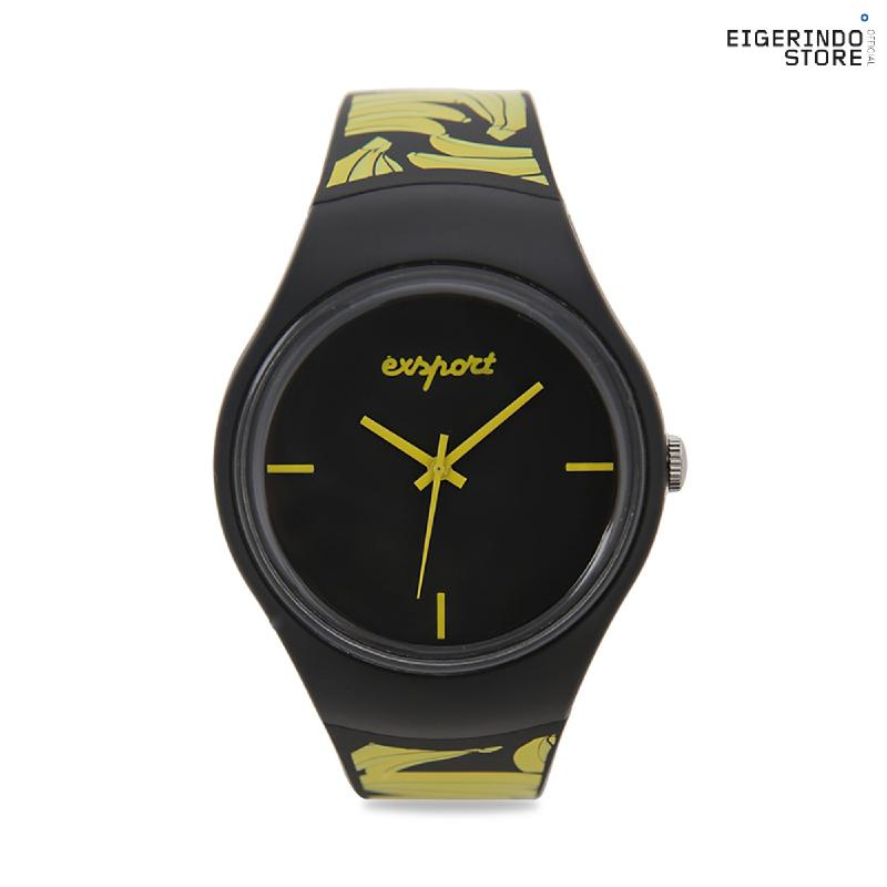 Exsport Hey Banana Watch - Yellow