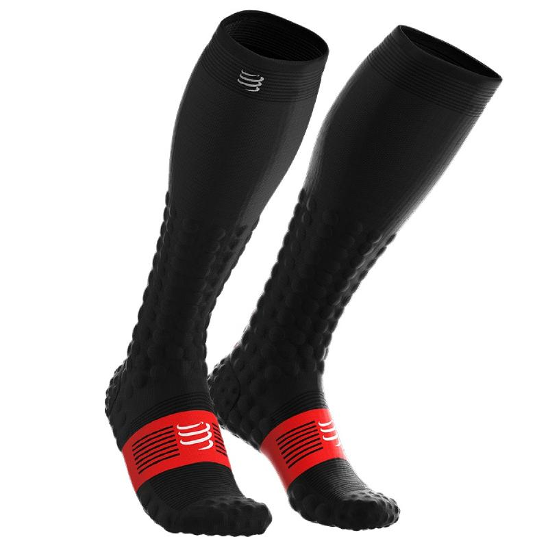 COMPRESSPORT Full Socks Detox Recovery  Black