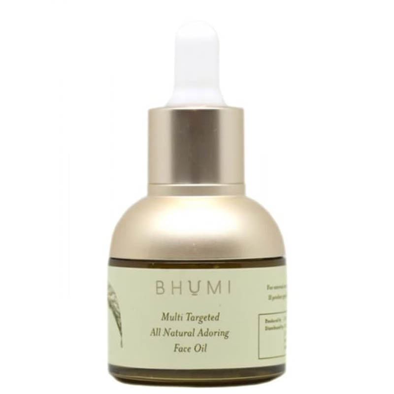 Bhumi Multi Targeted All Natural Adoring Face Oil 30Ml