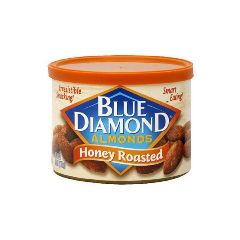 Blue Diamond  Almond Roasted Honey 30G
