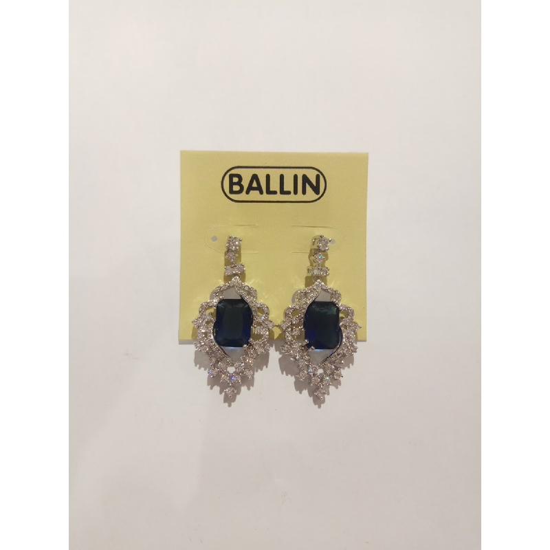 Ballin Women Earing MA-E287758 Silver