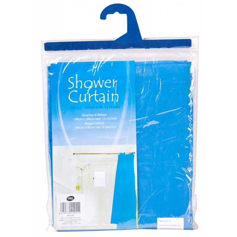 JYSK Shower Curtain 180X180 Pvc