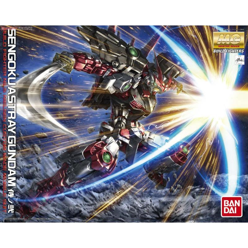 Gundam MG 1-100 Sengoku Astray Gundam