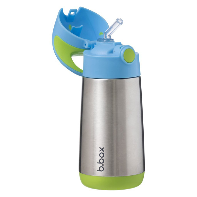 B Box Insulated Drink Bottle (Ocean Breeze)