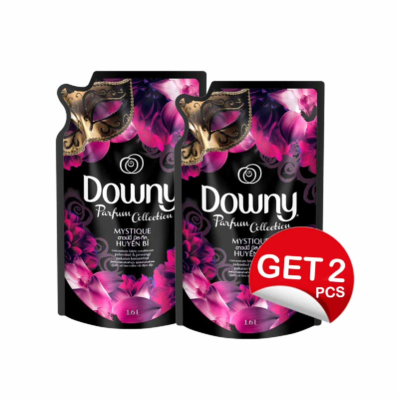 Downy Perfume Collection Mystique Refill 950 Ml (Get 2)