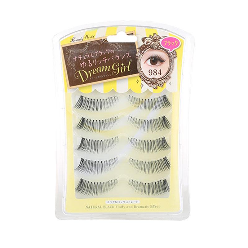 Lucky 5 PM 984 False Eyelashes (5 pairs)