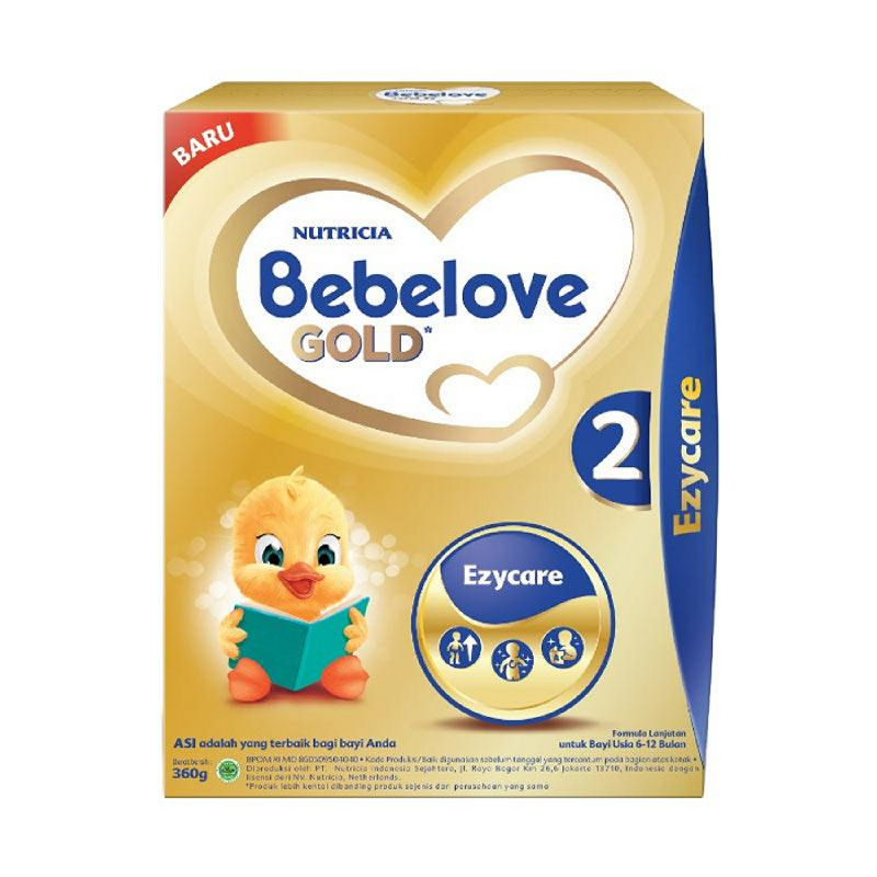 Bebelove Gold 2 Box 360 Gr