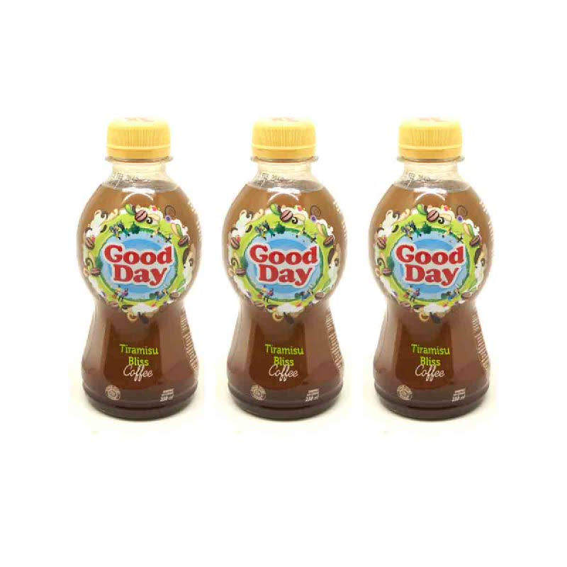 Good Day Tiramisu Bliss 250Ml (Buy 2 Get 1)