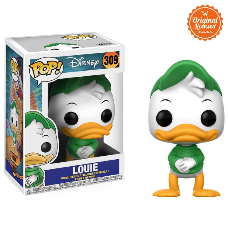 Funko Pop Disney Duck Tales - Louie