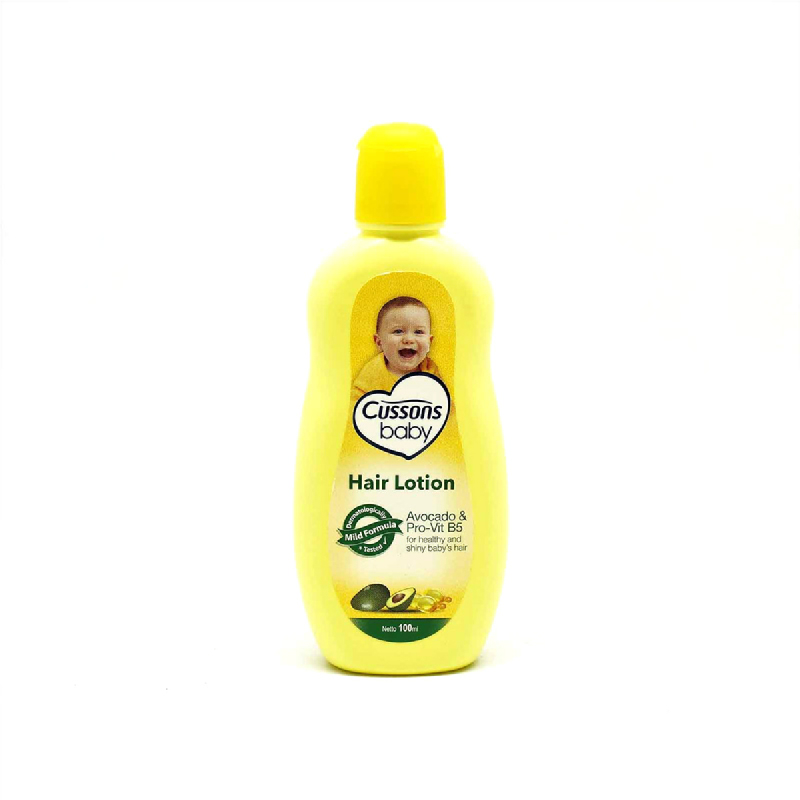 Cussons Baby Lotion Rambut Care & Protects 100 Ml