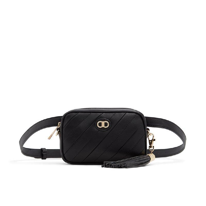 ALDO Ladies Waist Bags YURIKA-001 Black