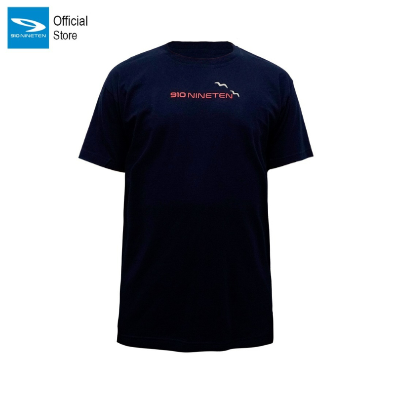 910 Nineten T Shirt Nakata Biru Dongker