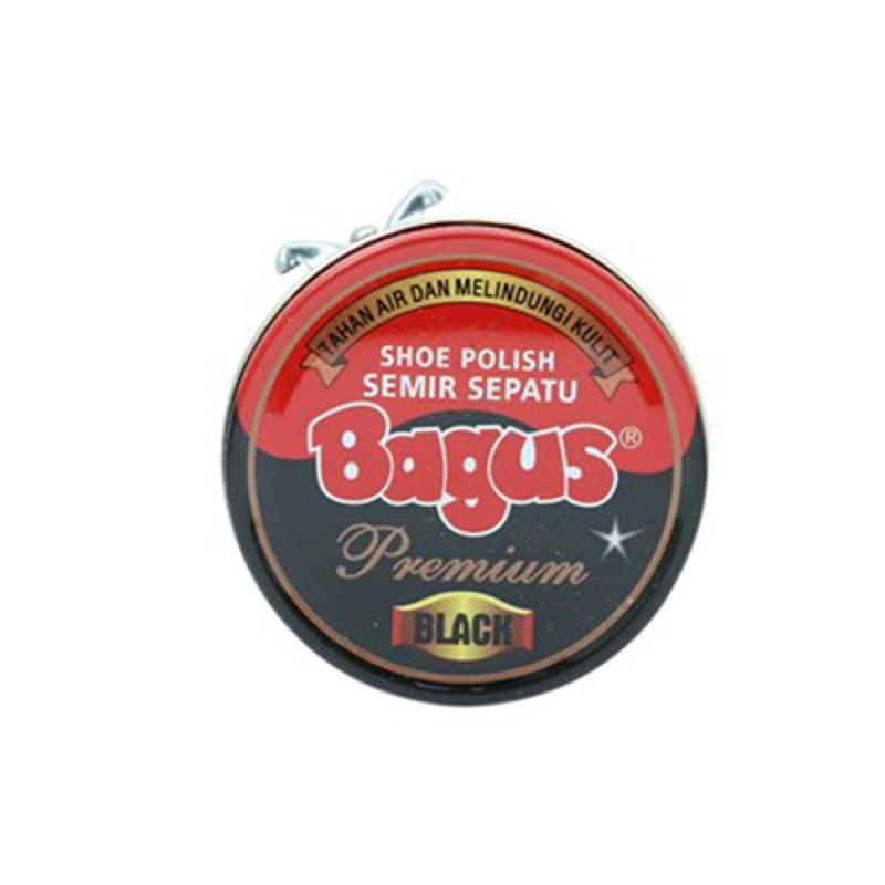BAGUS SHOE POLISH PREMIUM BLACK 40 GR