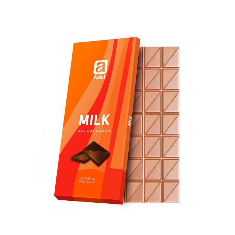Aalst Chocolate Milk Luscious Cocoa 100 Gr