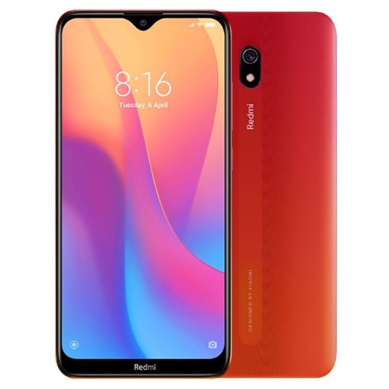 Xiaomi Redmi 8A (2-32GB) Sunset Red