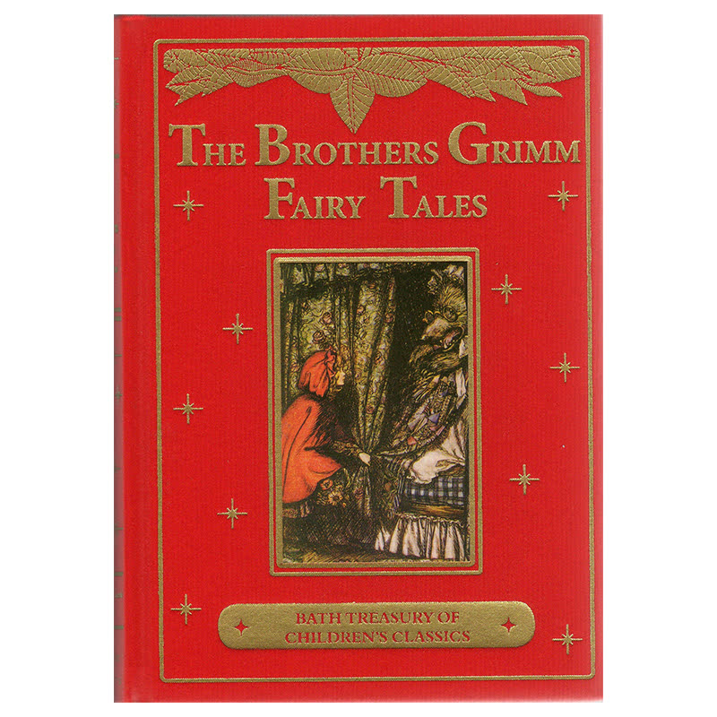 Bath Treasury Of Childrens Classics The Brothers Grimm Fairy Tales
