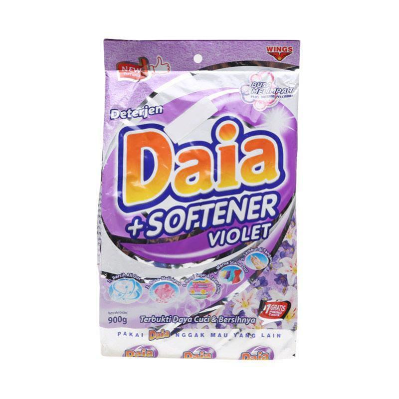Daia Detergent Softener Violet 900G