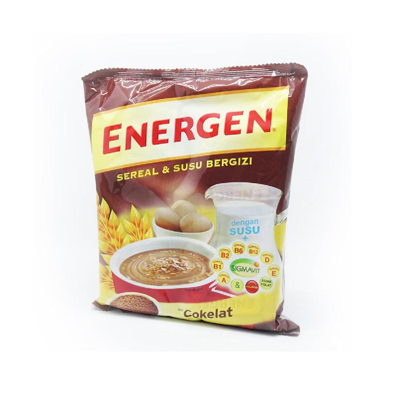 ENERGEN COKLAT BAG (20SCx30G)