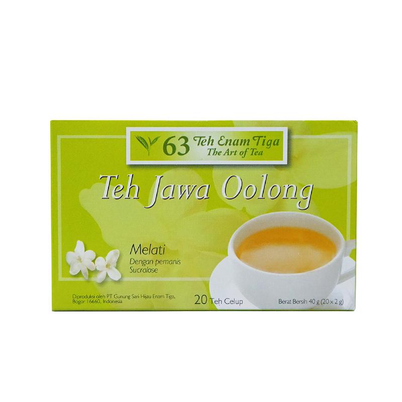 Jawa Oolong Jasmine Sucralose