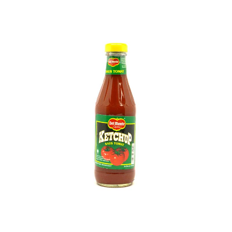 Del Monte  Tomato Ketchup (B) 340 Ml