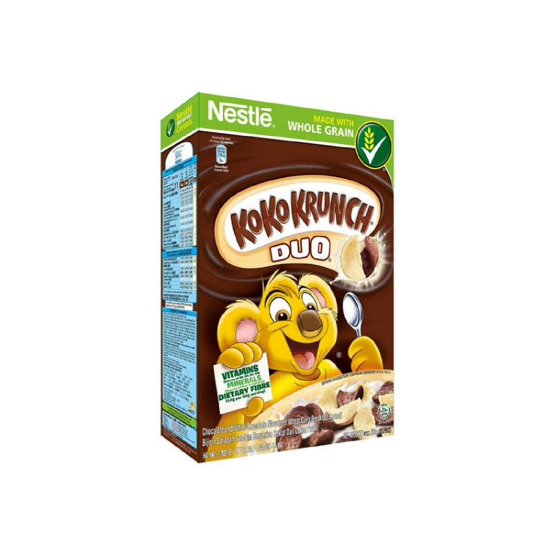 Koko Krunch Duo Cereal 330 Gr