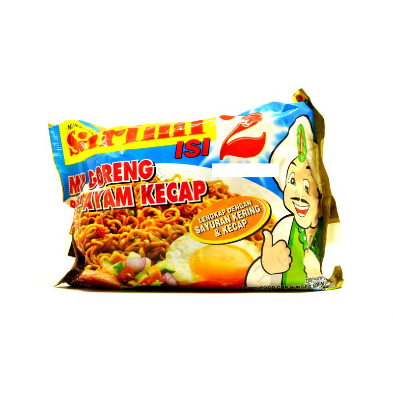 Sarimi Duo Rasa Ayam Kecap Pedas 126 Gr