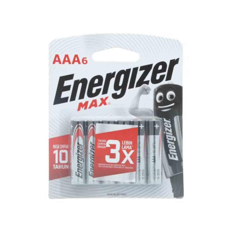 Energizer E92 Bp6 Aaa