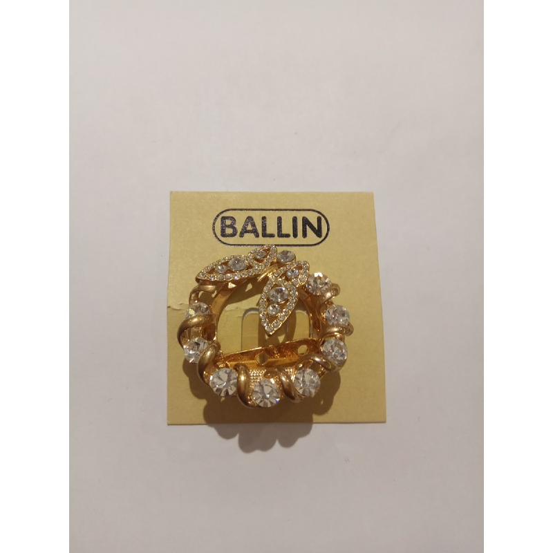 Ballin Women Brooch NM-SC140031-B1.G Silver