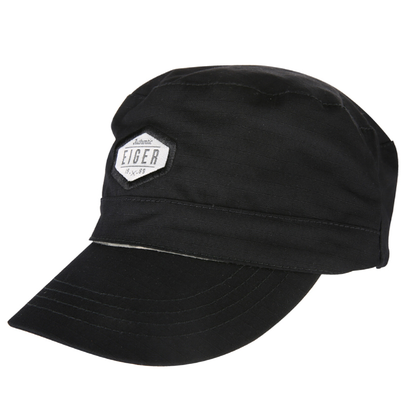Eiger 1989 Commando Reversible Caps - Black