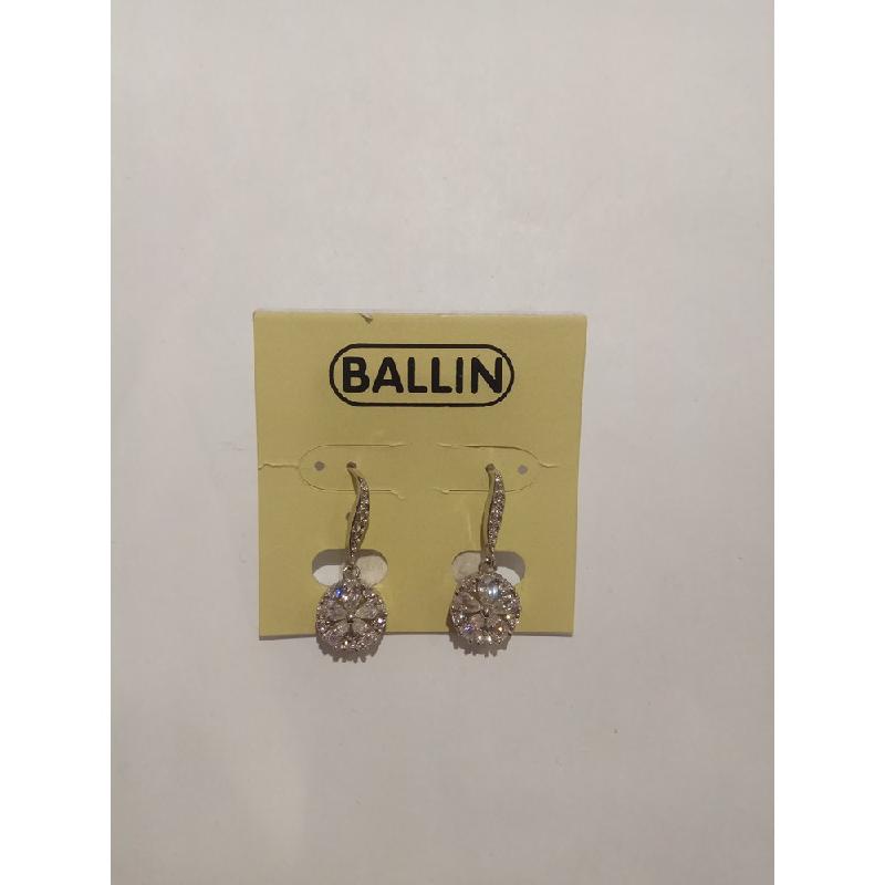 Ballin Women Earing FF-NE0010S Silver
