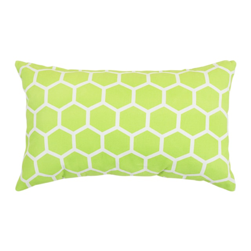 Beam and Co Cushion Cover 50x30cm Cover Beehive Lime