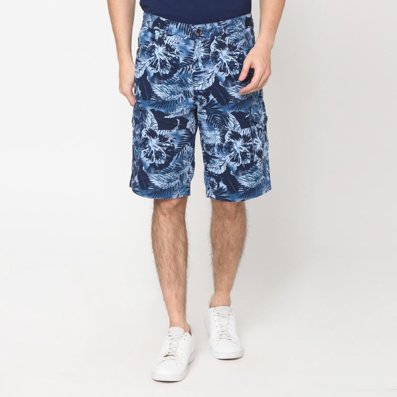 Police Short Pants 5098410038 Navy