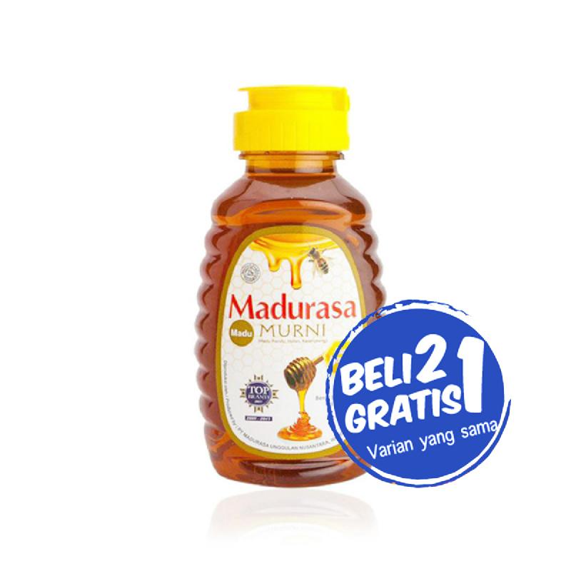 Madurasa Murni 350 Gram Pet (Buy 2 Get 1)