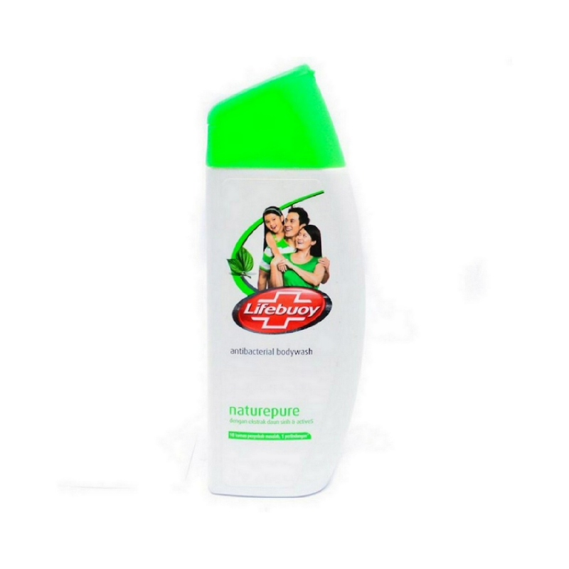 Lifebuoy Body Wash Naturpure 300Ml [Botol]