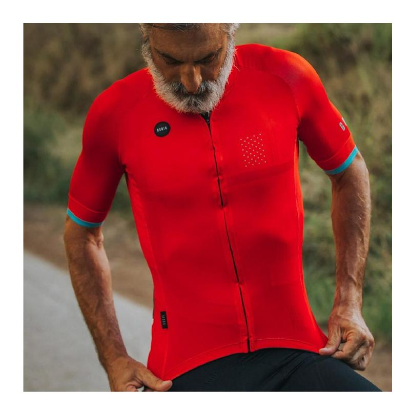 Gobik CX Pro Unisex SN Pure Red Jersey