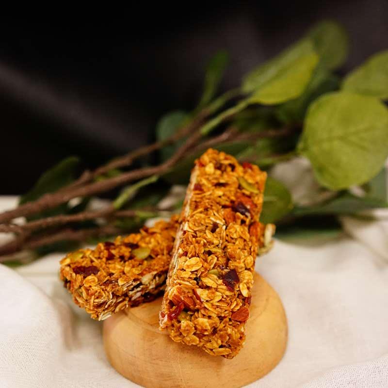 Almond Granola Bar (isi 2)