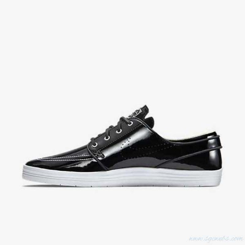 LunarStefanJanoski8Five2 Shoes Black 708414-001
