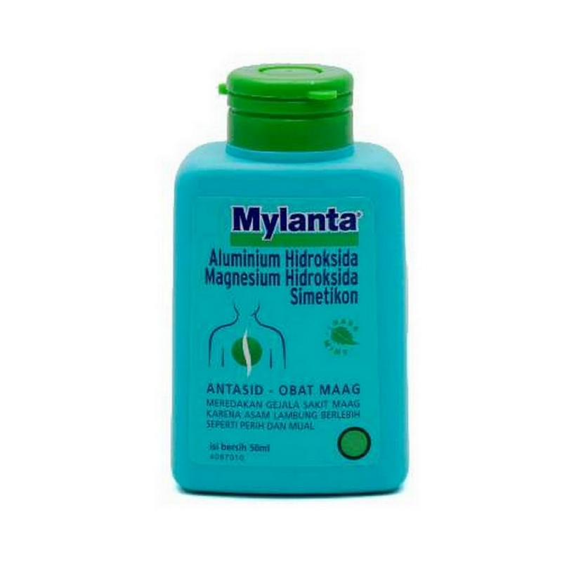 Mylanta Liquid 50 ml