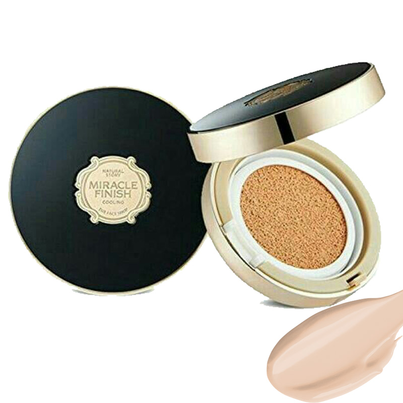 The Face Shop CC Cooling Cushion SPF42 PA+++ No. 203