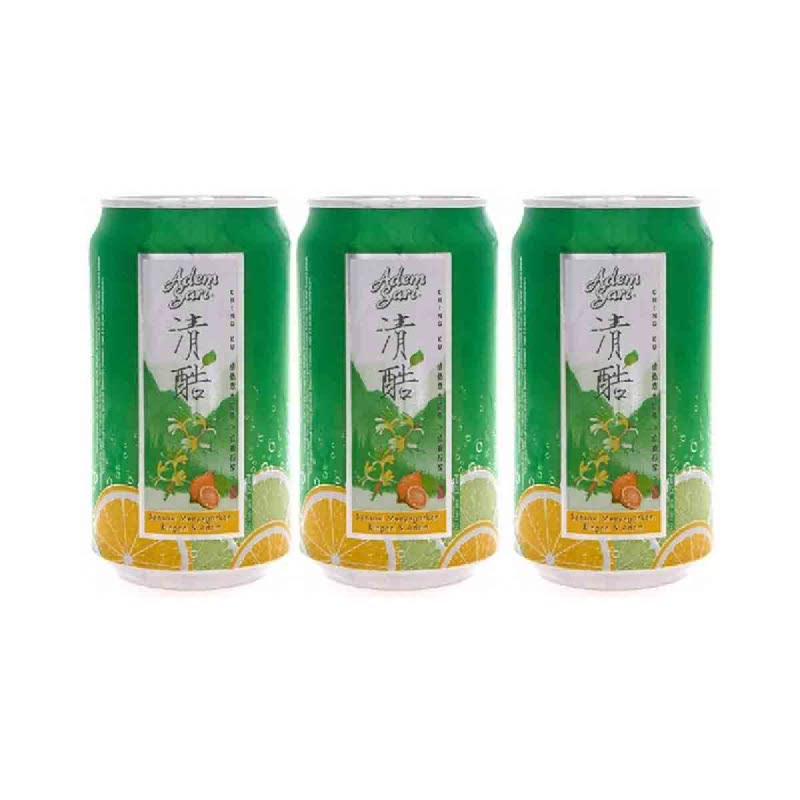Adem Sari Ching Ku 320Ml (Get 3)