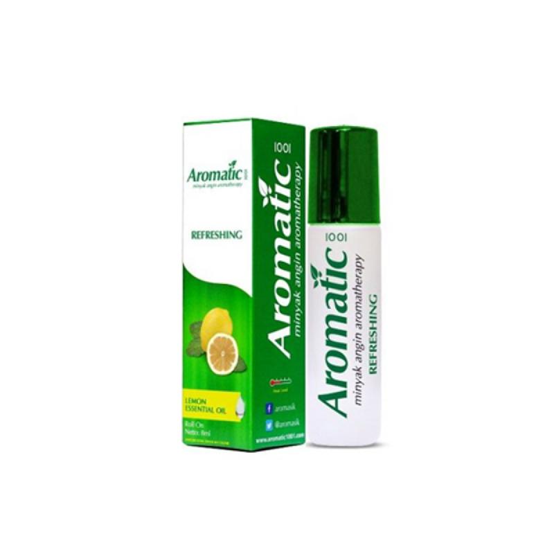 Aromatic Minya Angin Roll On 8Ml