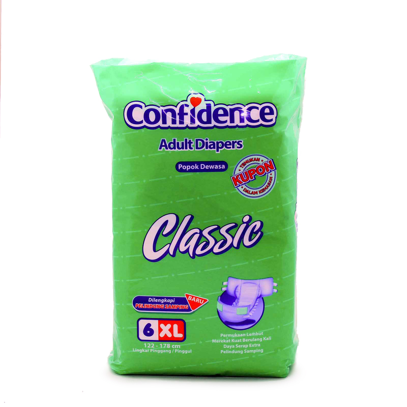 CONFIDENCE ADULT CLASSIC XL6S